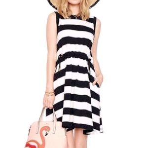 Kate Spade Cotton Stripe Dress <S>